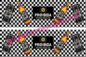 PROIBIDA FAIXA LATERAL 002 9 CM