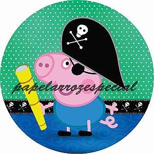 GEORGE PIG 004 19 CM