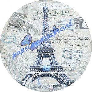 KIT PARIS 010 (PAPEL + FAIXA LATERAL 9 CM)