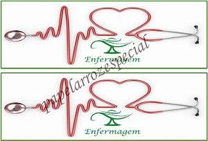 ENFERMAGEM 001 FAIXA LATERAL 9 CM