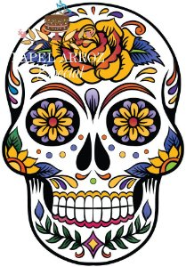 CAVEIRA MEXICANA 002 19 CM