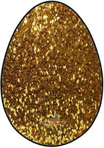 OVO COLHER EFEITO GLITTER 001 250 G (02 UNIDADES)