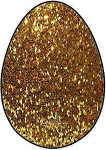 OVO COLHER EFEITO GLITTER 001 350 G (02 UNIDADES)
