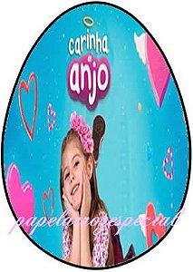 OVO COLHER CARINHA DE ANJO 001  (UNIDADE - PRODUTO RECORTADO) 350 G