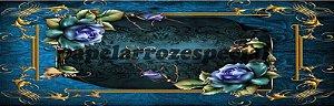 FLORES 061 FAIXA LATERAL 9 CM