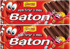 BATOM FAIXA LATERAL 001 9 CM