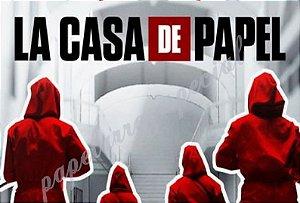 LA CASA DE PAPEL 002 A4