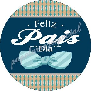 DIA DOS PAIS 015 19 CM