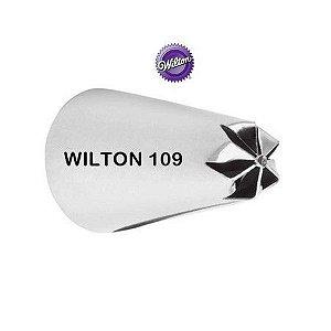 BICO CONFEITAR WILTON 109 - FLOR