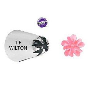 BICO CONFEITAR WILTON 1F - FLOR
