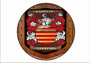 BRASÃO DA FAMILIA FERREIRA