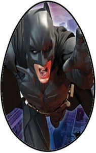 OVO COLHER BATMAN 001 (UNIDADE - PRODUTO RECORTADO)
