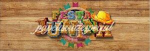 FESTA JUNINA FAIXA LATERAL 004 9 CM