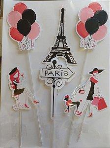 PARIS 001 TOPO DE BOLO (PAPEL FOTOGRÁFICO)