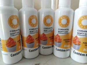 CORANTE MAGO SOFT GEL AMARELO GEMA 60G