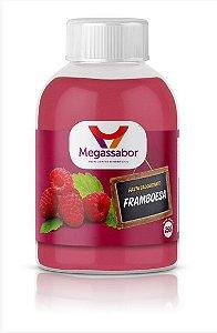 PASTA SABORIZANTE FRAMBOESA 250G (MEGASSABOR)
