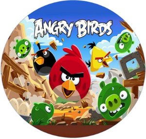 ANGRY BIRDS 001 19 CM