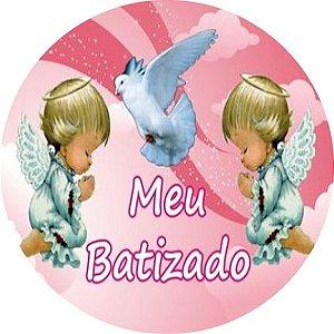 BATIZADO MENINA 001 19 CM