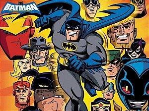 BATMAN 001 A4