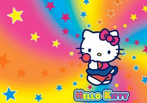 HELLO KITTY 002 A4