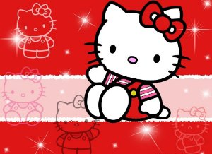 HELLO KITTY 003 A4