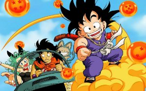 DRAGON BALL 002 A4