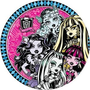 MONSTER HIGH 008 19 CM