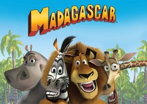 MADAGASCAR 001 A4