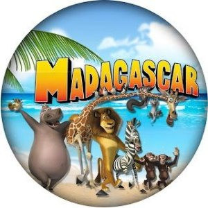 MADAGASCAR 002 19CM