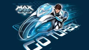 MAX STEEL 002 A4