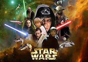 STAR WARS 002 A4