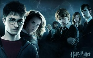 HARRY POTTER 002 A4