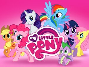 MY LITTLE PONY 001 A4