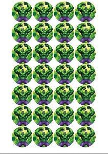 Hulk Papel Arroz Especial
