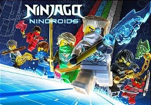 NINJAGO 001 A4