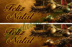 NATAL FAIXA LATERAL 014 10 CM (02 UNIDADES)
