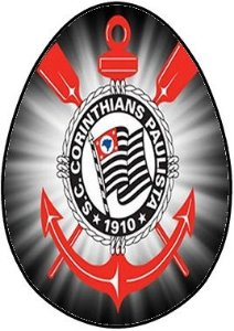 OVO COLHER CORINTHIANS 002 (02 UNIDADES) - 250G