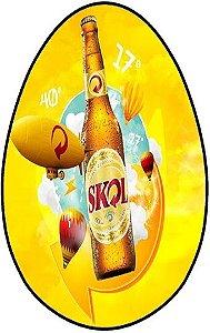 OVO COLHER SKOL 001 (02 UNIDADES) - 250G