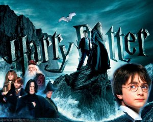 HARRY POTTER 001 A4