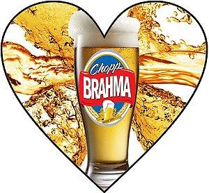 CORAÇÃO COLHER BRAHMA 001 (02 UNIDADES) 200G