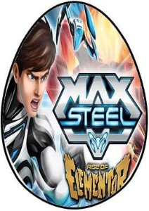 OVO COLHER MAX STEEL 001 (UNIDADE) 250G