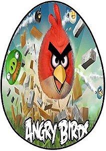 OVO COLHER ANGRY BIRDS 001 350G (02 UNIDADES)