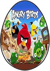 OVO COLHER ANGRY BIRDS 002 (02 UNIDADES) 350G