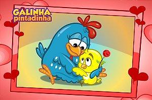 GALINHA PINTADINHA 015 A4
