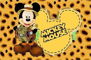 MICKEY SAFARI 003 A4