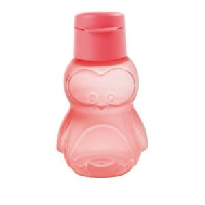 Tupperware Garrafa Infantil Eco Tupper Kids - Pinguin Guava