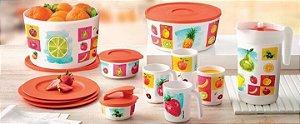 Tupperware Kit Bea Ilúmina Verão 13 Peças