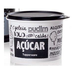 Tupperware Linha PB Fun Caixa Para Açúcar 1,4 Kg