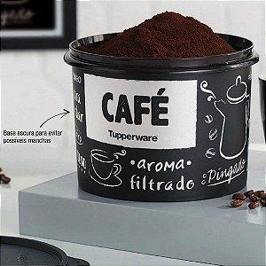 Tupperware Caixa Para Café 700g - Linha PB Fun