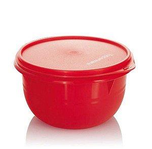 Tupperware Tigela Batedeira Média 2,0 Litros - Vermelha